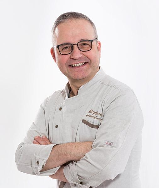 Gianni Ciotta pastry chef